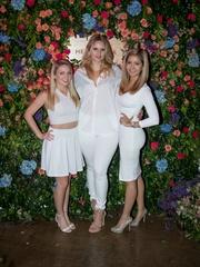 Hailey Schwab, Jessica Carbone, Baleria Rodriguez