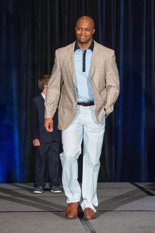376 Donovan Greer at the Boys & Girls Harbor Fashion Show April 2015