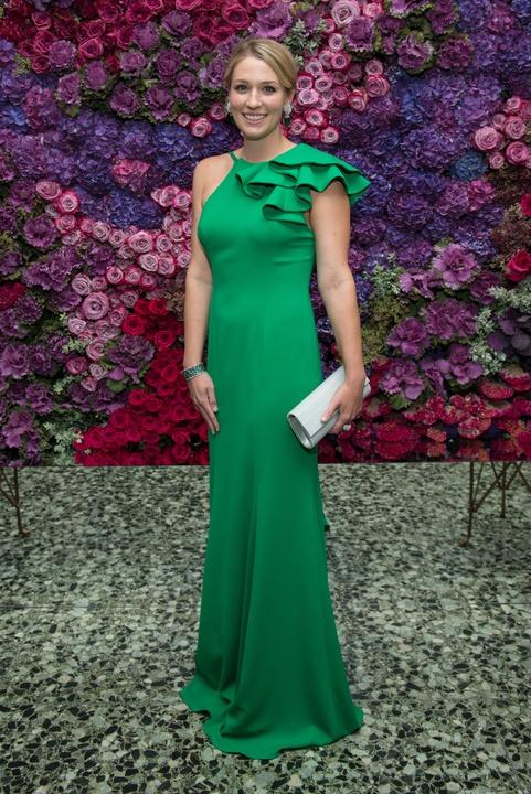 Christina Stith MFAH Grand Gala Ball 2017