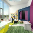 The Independent_downtown Austin condo_interior rendering_children playroom_2015