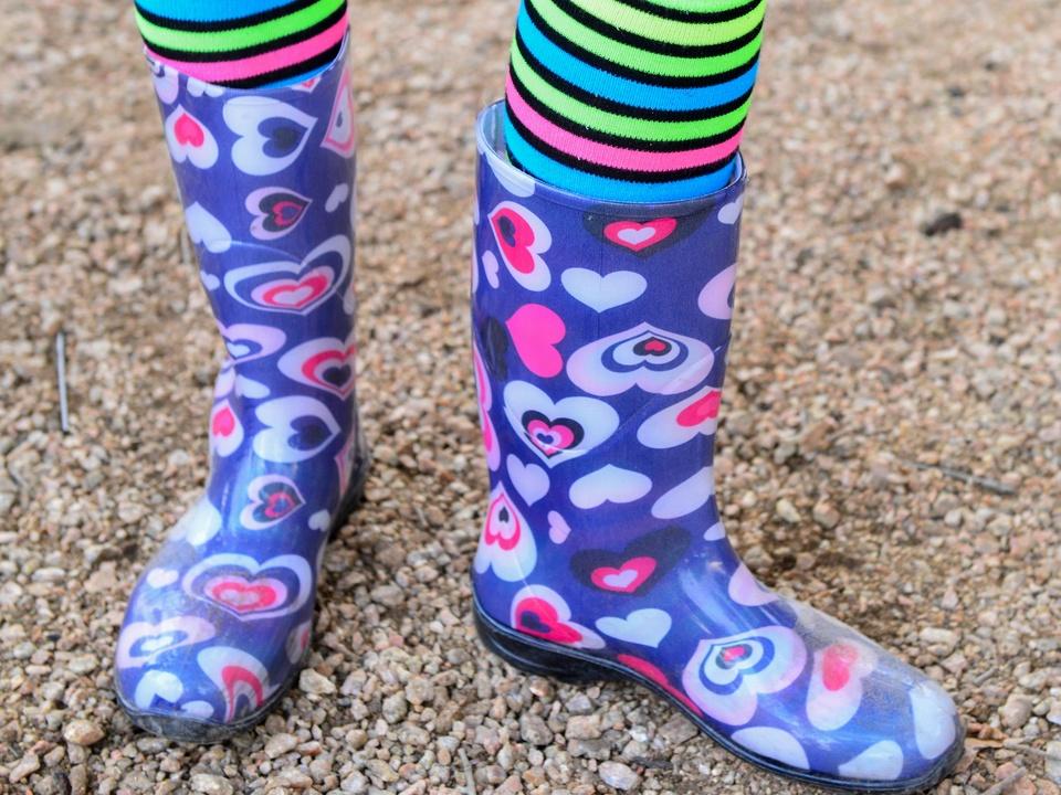 25 Free Press Summer Fest fashion June 2014 rain boots Wellies