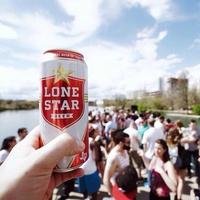 Lone Star Beer_tall boy_can_Austin_skyline_2015