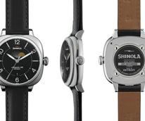 Shinola Plano watch