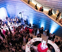 Blanton Museum Art on the Edge gala February 2016