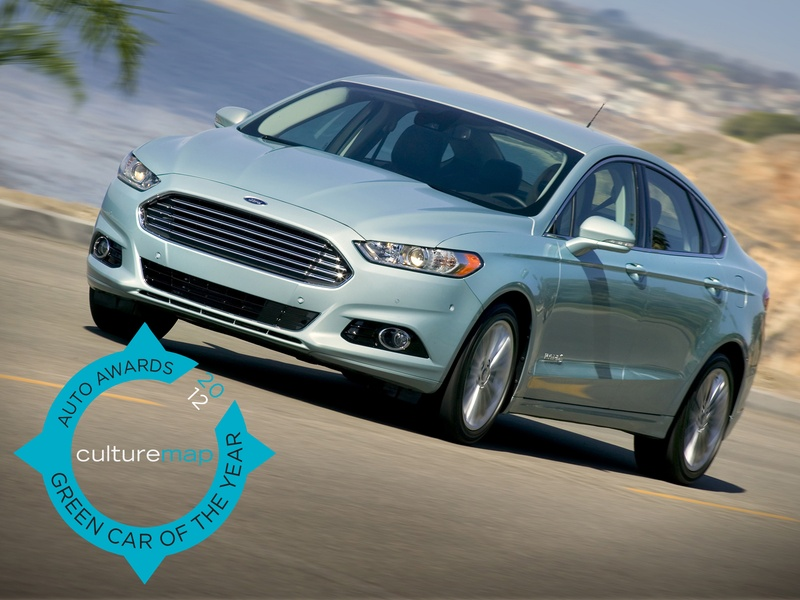 Slideshow Smart Energy Car Of The Year Ford Fusion Hybrid Is The Most Fun And Best Looking