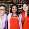 49 Emily DeSanti, from left, Nicole Peralta and Lara Vartivarian at the Houston Area Women's Center Young Leaders Independence Day Bash July 2014
