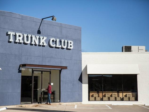 Trunk Club, Dallas, Knox Henderson, Menswear