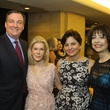 Alley Theatre Gala May 2013 Ralph Burch, from left, Frances Marzio, Beth Madison and Josie DeGuzman