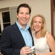 Sean and Mindy Rice at the Katy Prairie Conservancy fundraiser May 2014