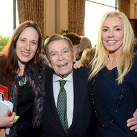 17, Moores School of music brunch, November 2012, Catherine Anspon, Abbey Simon, Marie Bosarge.