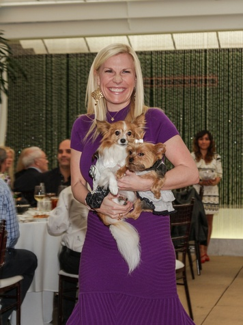 Wendy Phillips with Chanel and Lucy at the Best Friends Brunch February 2014