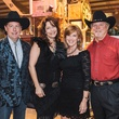 5 Houston Cattle Baron's Ball April 2013 David Gordon and Lauri Gordon and Gigi Harbison and Russell Harbison
