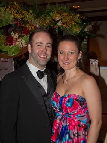 Austin Opera Serenata Wine Dinner & Auction Joe Brown Kathryn Grumley