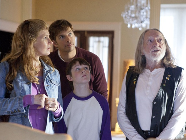 When Angles Sing with Connie Britton, Harry Connick Jr., Chandler Canterbury and Willie Nelson