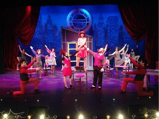 Bay Area Houston Ballet & Theatre_Thoroughly Modern Millie_2015