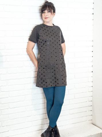 Little Day Dresses Raglan Mini