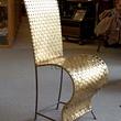 Houston Design Fair 2013 exhibitors Antiques of River Oaks Guy Martin Femme Fatale Chair