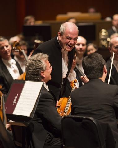 Hans Graf Houston Symphony final concert May 2013