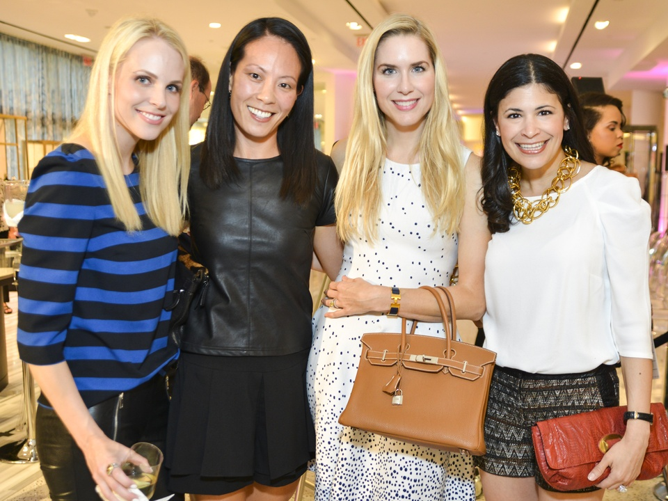 4 Fresh Faces of Fashion August 2013 Kathleen Jennings, from left, Ting Bresnahan, Audrey Cochran and Kristy Bradshaw