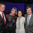 8 7678 Bob and Annie Graham, from left, and Ginni and Richard Mithoff at the UT Health Gala November 2014