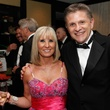 189 Cindy Langham and Brad Thien at the STAGES Xanadu Gala April 2014