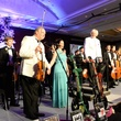 0218 Andrzej Grabiec, from left, Julia Engel and Franz Anton Krager at the Virtuosi of Houston Gala May 2014