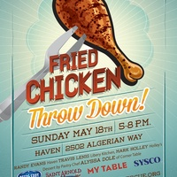Fried Chicken Throwdown benefiting Lucky Dog Rescue