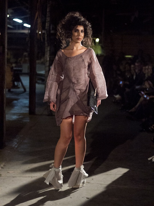 Gail Chovan Aesthetic Ghosts Fashion Show in Austin 6319