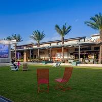 The lawn at Baybrook Mall