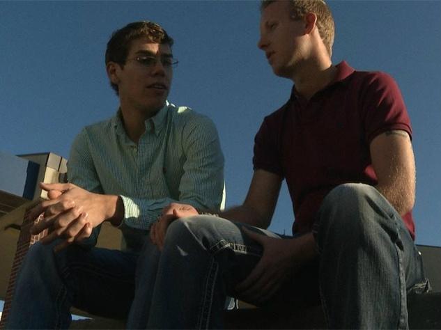 Justin Meyer and James Douglas