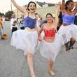 021_White Linen Night, August 2012, Lara Appleby, Sabra Yarbrough, Semelle Ramsey
