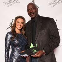 Michael Jordan, Yvette Prieto, birthday