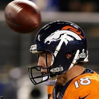 Peyton Manning fumble
