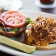 Central Standard cheeseburger