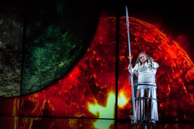 Houston Grand Opera production of Die Walkure