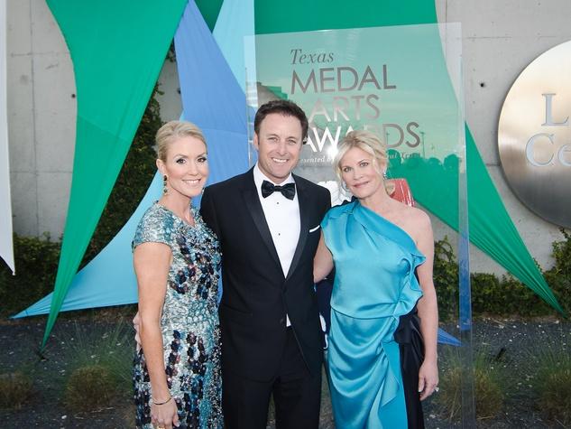 12, Texas Medal of Arts, March 2013, 5749, Marita Fairbanks, Chris Harrison, Kelli Blanton