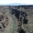 13, Marlo Saucedo, Taos, New Mexico, February 2013, Rio Grande gorge
