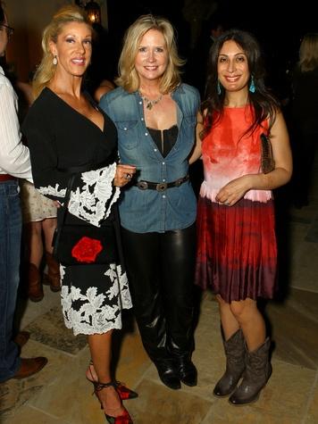 Phyllis Comu, Janet Frescuez, Aneeta Sule
