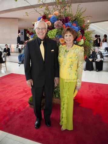 Linda Hart, Mitch Hart, DSO