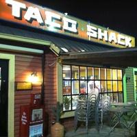 Taco Shack in Austin, TX.
