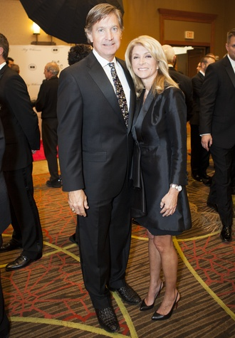 Will wynn, Wendy Davis, Black Tie Dinner