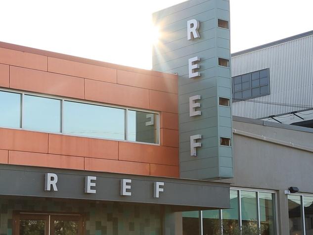 Reef, Bottom's Up, October 2012, restaurant