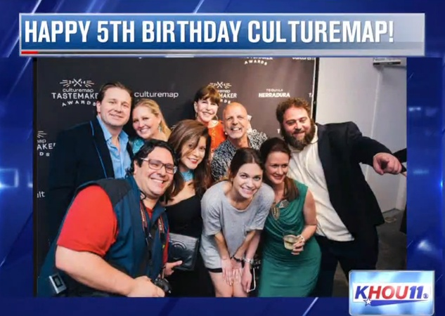 CultureMap staffers Tastemakers