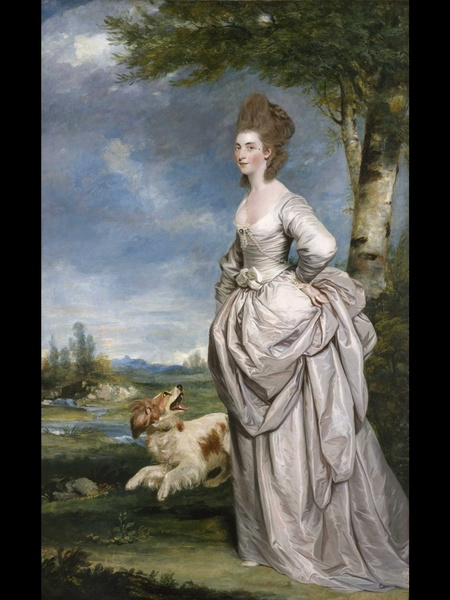 Rienzi, Visions of Fancy, October 2012, Sir Joshua Reynolds, Mrs. Elisha Matthew