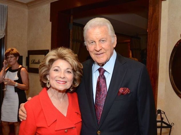 Houston, Hotel Granduca Houston's 10th Anniversary, Oct. 2016, Fredelle Deutser, Robert Deutser