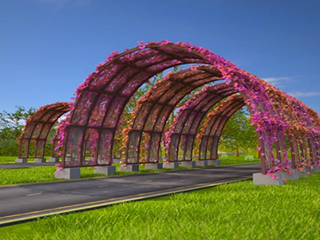 Cane Island in Katy renderings November 2014 Living Arches