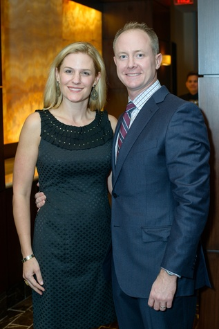 Christie and Billy McCartney at the Houston Symphony POPS Event with Steven Reineke & Sutton Foster February 2015