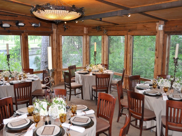 Rainbow Lodge dining room April 2013