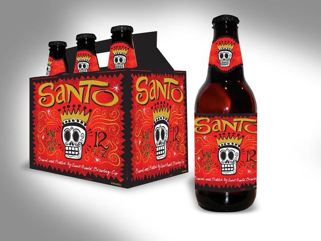 Saint Arnold Brewing Company's Santo beer