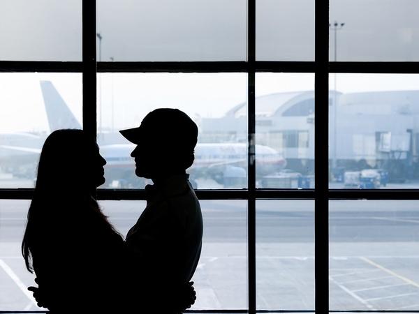 lax airport hookup